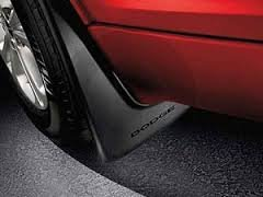 Dodge Genuine 82212021AB Deluxe Molded Splash Guard
