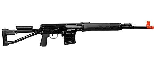 400-FPS-Dragunov-SVD-S-Airsoft-Sniper-Rifle-METAL-Air-Soft-Gun-3000-20-Gram-BBs