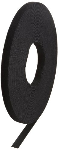 Velcro VEL178 Self-Grip Strap with Hook and Loop, 75' Length x 1/2