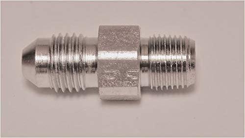 Continental Hydraulic Adapter Fitting JIC 37 Male NPTF Male 1-5//16-12 X 1-1//4-11 1//2