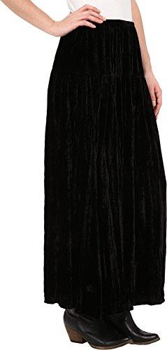 Double D Ranchwear Women's Boot Skirt Black Skirt SM by Double D Ranchwear (Image #1)