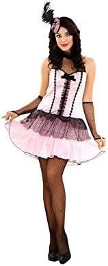 Boys Toys - Disfraz Bailarina Cabaret: Amazon.es: Juguetes y juegos