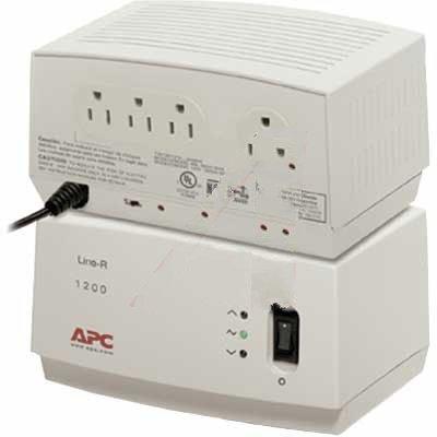 (American Power Conversion-APC LE1200 1200VA Voltage Regulator (LE1200))