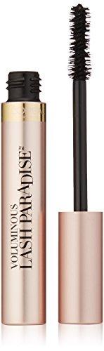 L'Oréal Paris Voluminous Lash Paradise Washable Mascara, Blackest Black, 0.28 fl. oz.