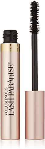 L'Oréal Paris Voluminous Lash Paradise Washable Mascara, Blackest Black, 0.28 fl. oz.
