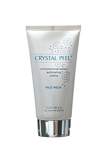 Crystal Peel Microdermabrasion Exfoliating Creme, 3 - Microdermabrasion Clarity Crystal