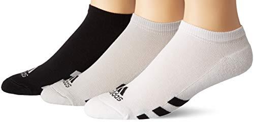 adidas Golf Mens 3-Pack No Show Sock