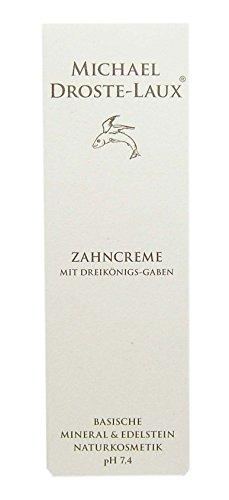 Droste-Laux Naturkosmetik Zahncreme mit Dreikönigsgaben, 50 ml