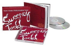 Sweeney Todd Live at the New York Philharmonic by New York Phil. Special Editions