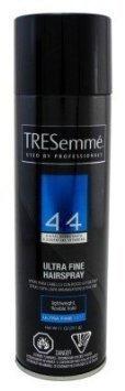 Tresemme Hairspray 4+4 Ultra Fine 11 Ounce Aerosol (325ml) (3 Pack)