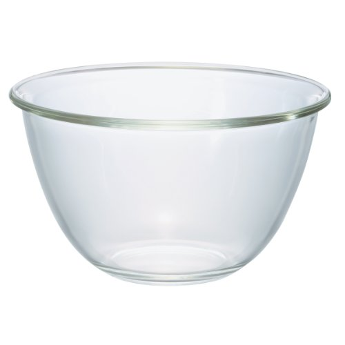 deep glass mixing bowls - 1