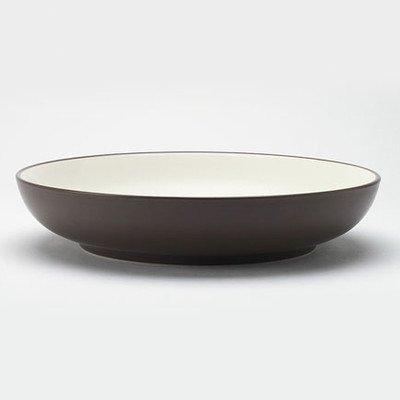 Noritake Colorwave Pasta Serving Bowl, Chocolate by Noritake (Image #1)