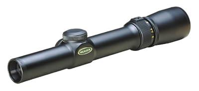 Weaver V-3 1-3X20 Riflescope (Matte) by Vista Outdoor Sales LLC