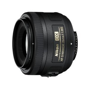 Nikon 単焦点レンズ AF-S DX NIKKOR 35mm f/1 8G ニコンDXフォーマット専用