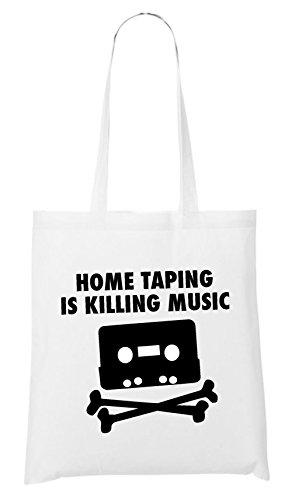 Home Taping is Killig Music Sac Blanc Certified Freak