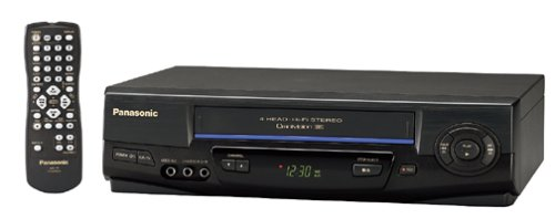 Panasonic PV-V4521 4-Head Hi-Fi ...