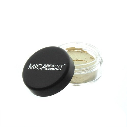 MicaBeauty Mineral Eye Shadow No. 65, Lemon Ice, 2.5 Gram
