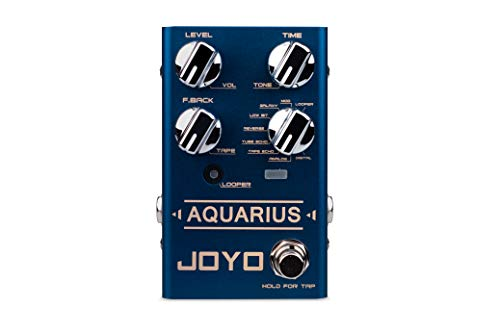 JOYO Professional Guitar Multi Effect Pedal   Music Elevated By Cutting Edge Technology (Best Guitar Synthesizer Pedal)