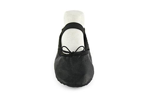 algodón para negro de mujer YUMPZ de Zapatillas YUMP gimnasia TnfqxX4Yfw
