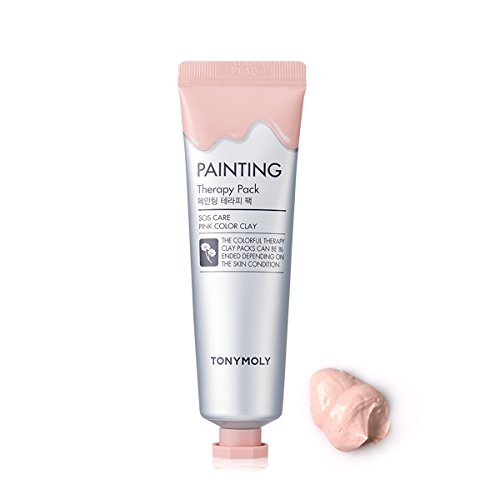 [TONYMOLY] Painting Therapy Pack SOS Care - Pink Color Clay