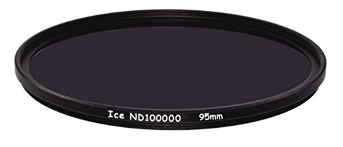 ICE 95mm ND100000 Optical Glass Filter Neutral Density 16.5 Stop ND 100000 95