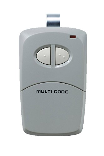 Linear MCS412001 Multi-Code 2 Channel Visor Transmitter