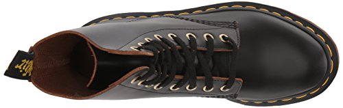 Smooth Dr Pascal Unisex Adulto Zapatos Martens Black Vintage nnwFgYAq
