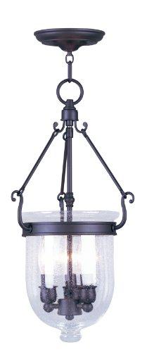Bell Jar Modern Pendant Light