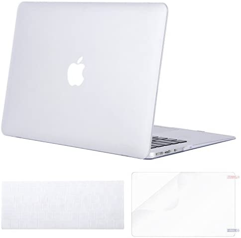 Mosiso Plastic Keyboard Protector MacBook
