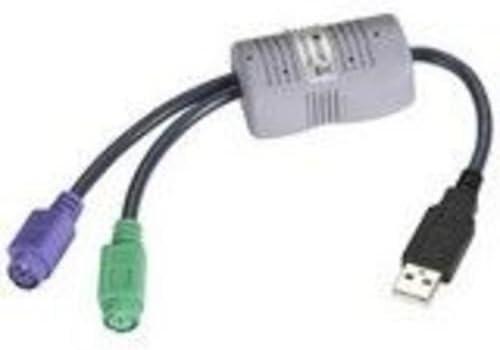 Black Box USB to PS//2 Flashable Converter
