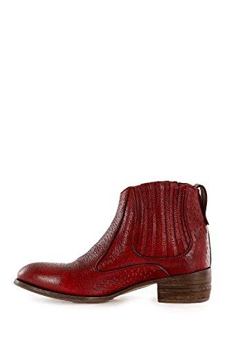 cordones de Zapatos mujer rojo para rojo MOMA wERCxqOR1