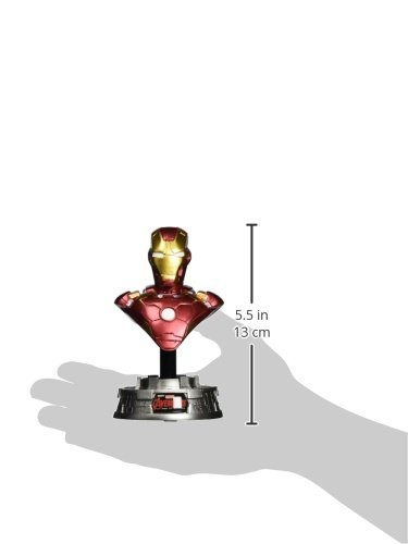Marvel Avengers 2 Iron Man Light Up Bust Paperweight Action Figure Monogram International 68328