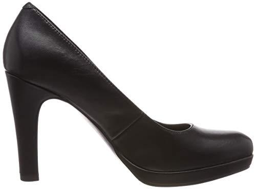 007 Noir Tamaris 22477 Femme 1 22 Escarpins 7 Uni black 1 ZwHTIqwa
