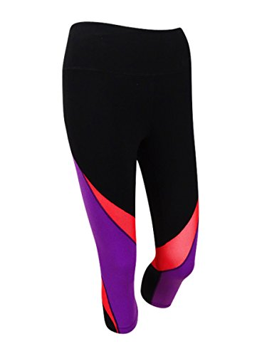 Nike Legendary Twist Colorblocked Capri Leggings (Small)