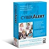 Family Cyber Alert (Version 5.05 CD+download): Parental Control & Keylogger & Internet Monitoring & Computer Monitoring & PC Monitoring & Chat Monitoring & Online Monitoring & Web Filter & Keystroke Logger & Key Logger & Prevent Cyber Bulleying & Time Control. The latest version from the maker of the software with free future updates and premium technical support. Works with Windows 7/8/Vista/XP
