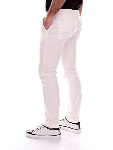 1949 Lin Pantalon Briglia Pg07003740white Homme Blanc Zqd4aw