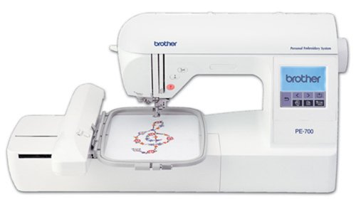 Brother Pe 700 Ii Embroidery Machine With Usb Port