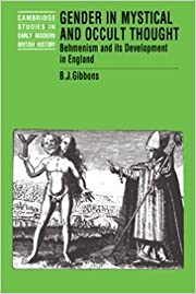 Descargar Libros Ebook Gender In Mystical And Occult Thought: Behmenism And Its Development In England Epub Torrent