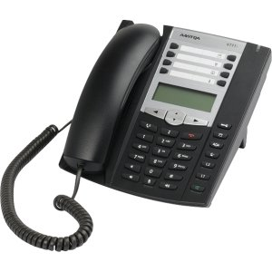 e - Cable - Desktop - 6 x Total Line - VoIP - Caller ID - Speakerphone - 2 x Network (RJ-45) - PoE Ports - A6731-0131-10-01 ()