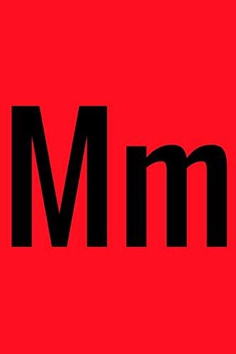 Mm: Bullet Notebook Large pdf epub