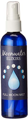 Energy Elixir - Moonwater Elixirs Meditation Mists and Negative Energy Clearing Sprays. (Frankincense and Orange, 4)