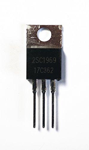 2SC1969 RF Power Transistor in TO-220 - Rf Transistor