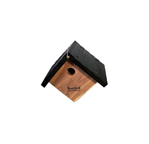 Cedar Wren House - Homestead Essentials Cedar Wren Bird House