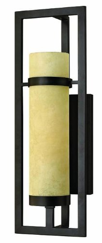 Hinkley 4090RI Contemporary Modern One Light Wall Sconce from Cordillera collection in -