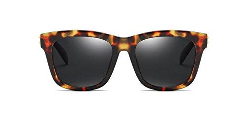 en vintage style inspirées de lunettes cercle Frêne B métallique Lennon polarisées retro Morceau du Noir de soleil rond CwR0xqnxz
