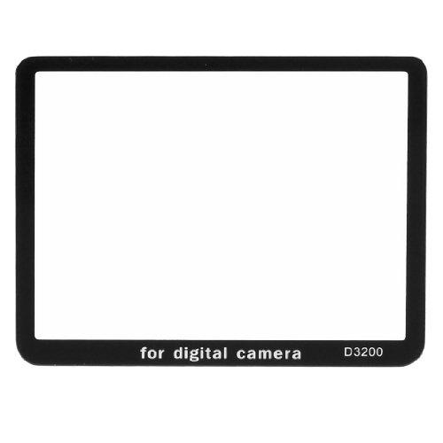 LCD Screen Protector Film Cover Guard for Nikon D3200 DSLR SLR Camera