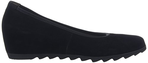 Gabor Dames Basic Ballerinas Zwart (black 17)