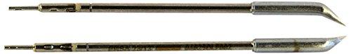 Ersa Entlö tspitzenpaar fü r Lö tstationen i-Con Vario 2 und 4 mit Entlö tpinzette Chip Tool Vario bleistiftspitz 0,2 mm, 0462SDLF002