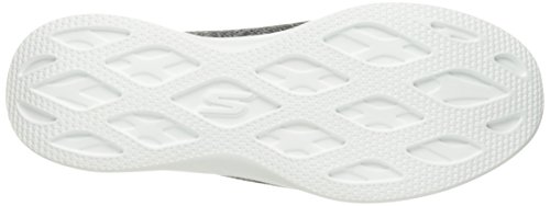 Go white Nero black Step Skechers Allenatori Lite Donna 4Own8gq7g