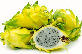 Fresh Yellow Dragon Fruit (Set of 3) by Tropoical Importers (Image #1)